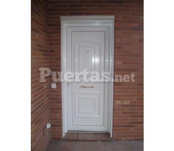 Puertas de entrada en pvc - Puertas de entrada de pvc precios ...