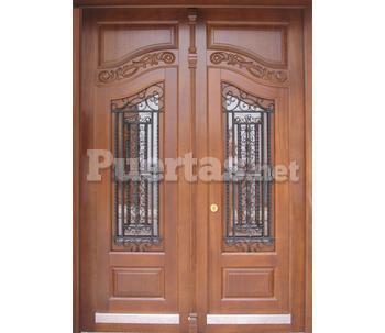 Puertas valencianas de dos hojas - Puertas de dos hojas ...