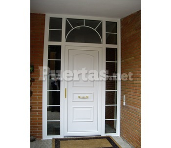 Puertas blindadas - Puertas de entrada pvc ...