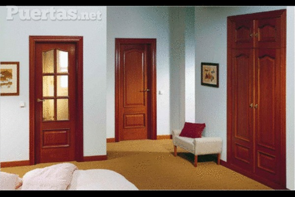 Reparar puerta de madera interesting puertas de madera for Restaurar puertas de madera interior