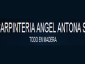Carpinteria Angel Antona