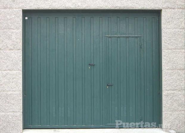 Puertas garaje o cochera fabrica de puertas blindadas for Puertas blindadas