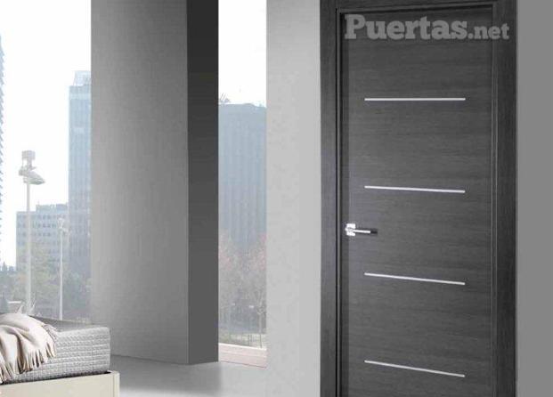 Im genes de monparquet carpinter a interior for Puertas grises de interior