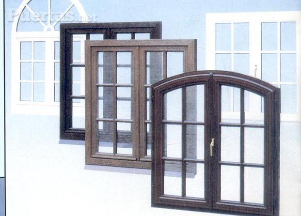 Catalogo de puertas y ventanas de aluminio imagui for Imagenes de puertas metalicas