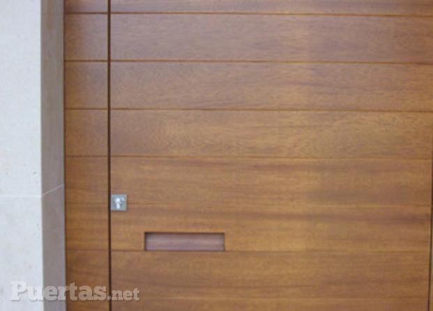 Puertas de madera en asturias excellent puertas de roble - Puertas exterior asturias ...