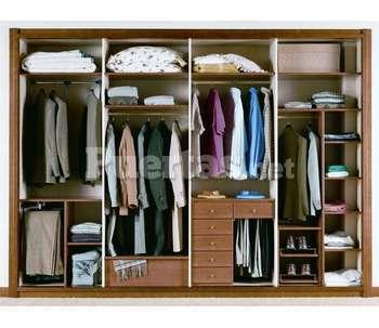 Interior de 4 m dulos - Modulos interior armario ...