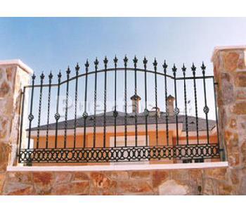 Rejas de seguridad en barcelona rejas decorativas en - Verjas de seguridad ...