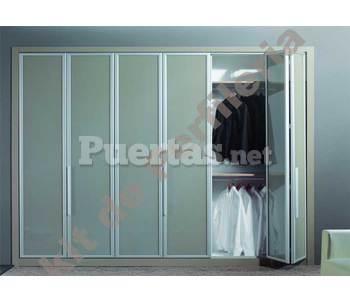 Herrajes hettic para puertas plegables correderas - Puertas plegables armarios ...
