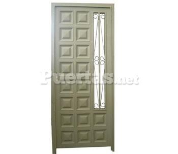 Puerta modelo y - Catalogo puertas metalicas ...