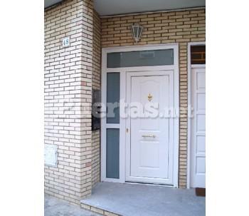 Puertas for Puertas de pvc para exterior precios