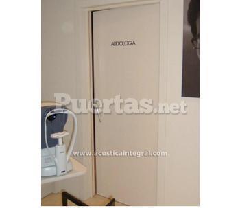 Ac stica integral for Puertas aislamiento acustico precio