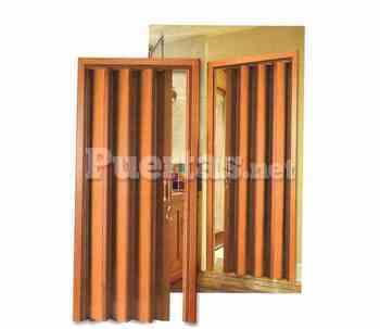 Puertas plegables de interior for Puertas plegables de interior