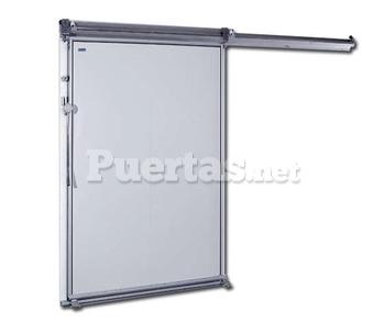 Puertas correderas industriales sistema if - Sistema puerta corredera ...