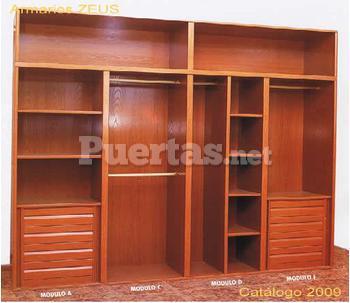M dulos de interior - Modulos interior armario ...
