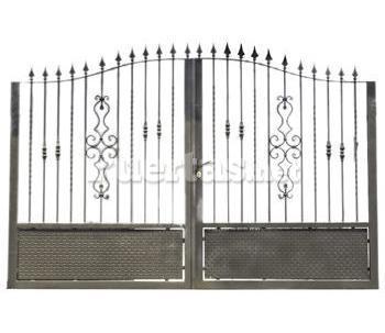 Puertas exteriores - Puertas de hierro para exteriores ...