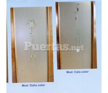 Cristales puertas interiores for Cristales para puertas de paso